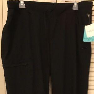 Cherokee Infinity scrub pants size XL Petite NWT